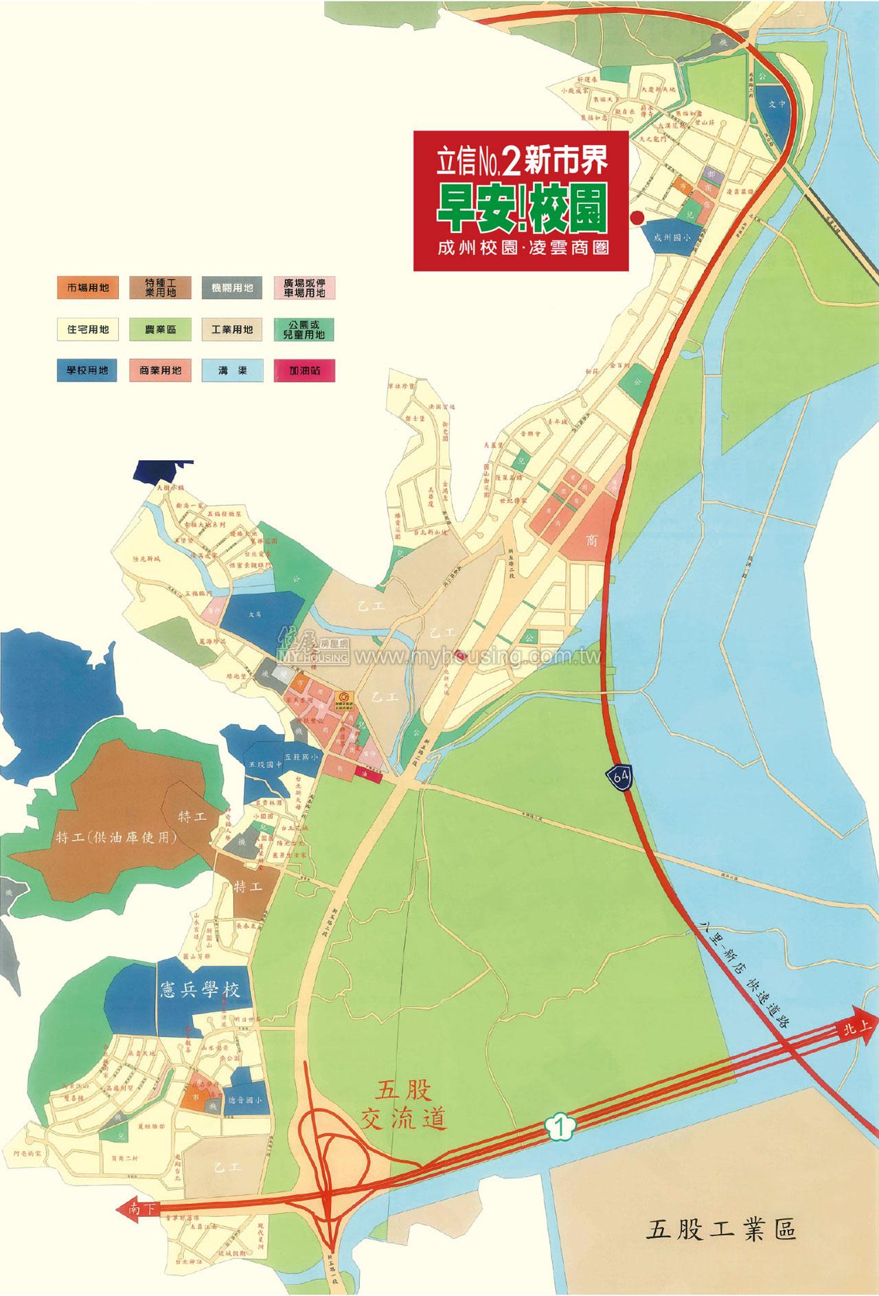 地图 1280_1886 竖版 竖屏